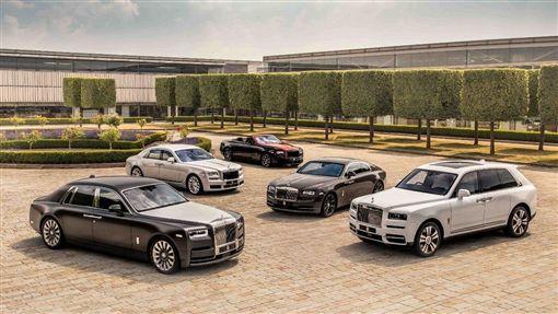 ▲7項為勞斯萊斯品牌注入靈魂的細膩設計。(圖/Rolls-Royce提供)