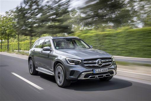▲Mercedes-Benz GLC/ GLC Coupé。(圖/Mercedes-Benz提供)