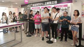 蘋果,iPhone,iPhone11,中華電信,台灣之星,預購,夜幕綠 圖/台灣之星提供