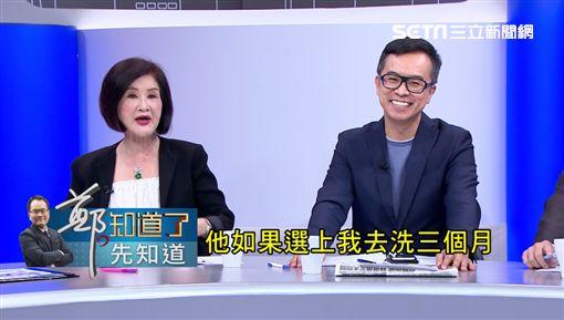 嗆韓國瑜拿嘸3百萬票!恬娃賭他落選:選上洗3個月廁所