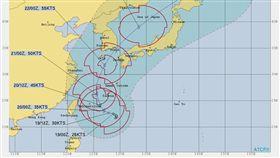 氣象局,天氣,台灣颱風論壇 天氣特急,颱風,塔巴