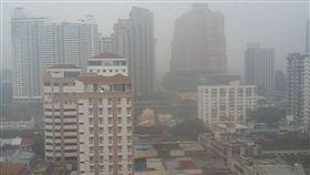 霾害嚴重  馬來西亞多地學校停課霾害持續嚴重,馬來西亞教育部宣布19日多個州停課1至2天,共2459間學校、超過173萬名學生受影響。中央社記者郭朝河吉隆坡攝  108年9月19日