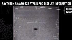 美國,海軍,承認,不明飛行物體,揣測, UFO(圖/To The Stars Academy of Arts & Science YouTube頻道)