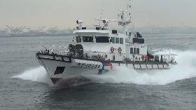 海巡新艦艇裝防碰撞設備(1)