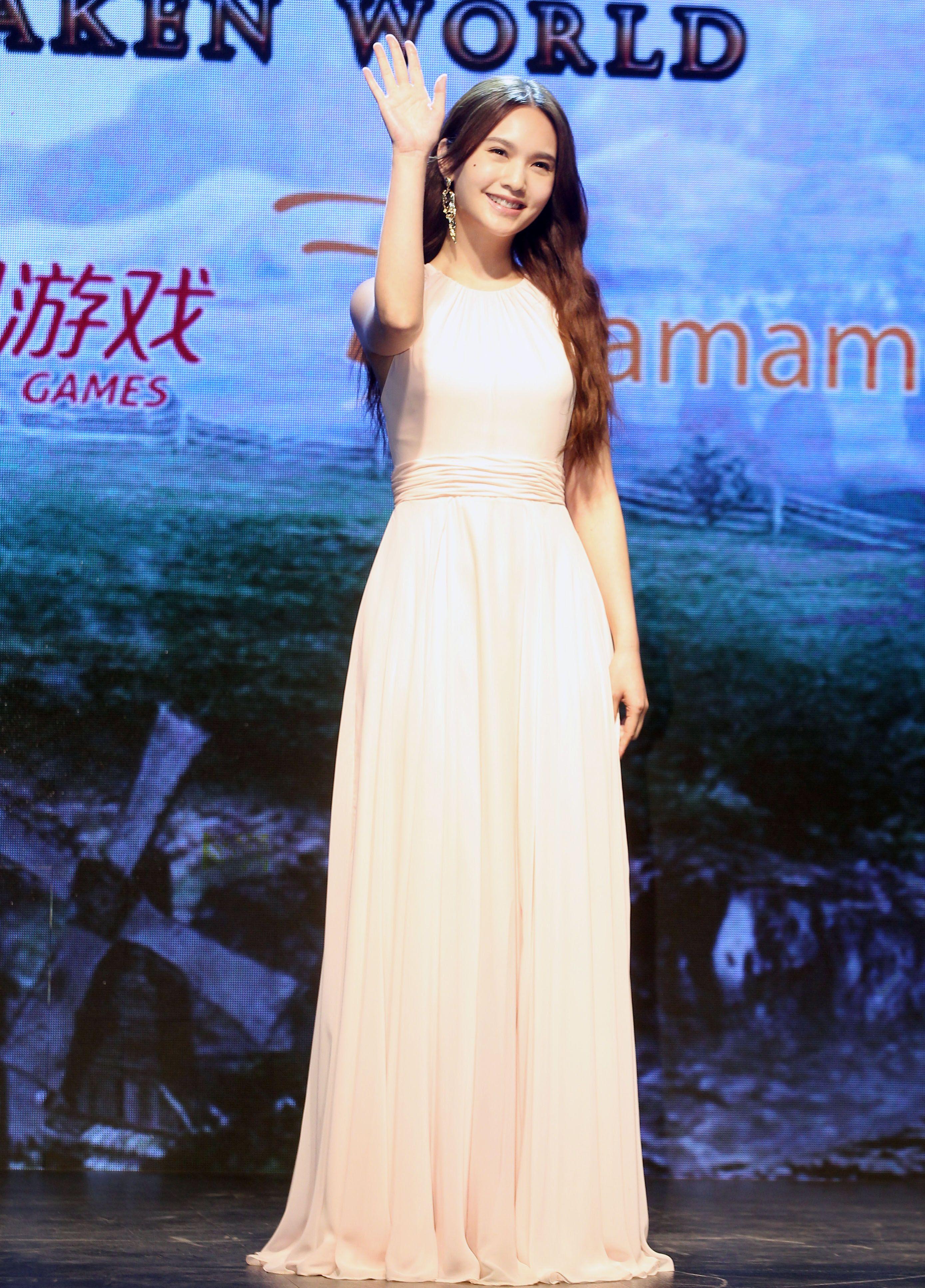 楊丞琳已證實與李榮浩在安徽合肥領證結婚。(記者邱榮吉/攝影)