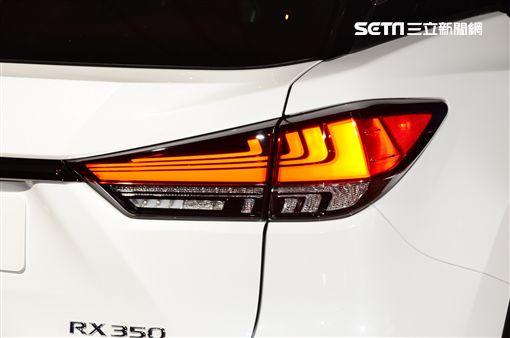 ▲2020年式校改款Lexus RX。(圖/鍾釗榛攝影)