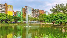 台北市萬華區青年公園即景(翻攝Google Map)