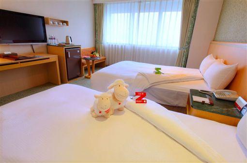 ▲帶毛小孩過夜免煩惱(圖/Hotels.com提供)