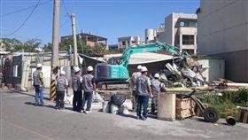 公共安全嚴把關 2019年至8月底違建已拆除1691件(圖/高雄市政府)