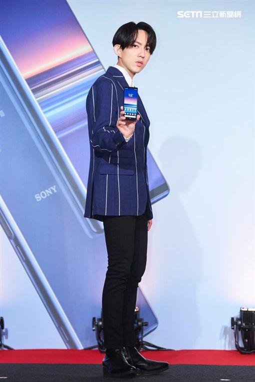 林宥嘉擔任Sony Mobile手機代言人華研唱片提供