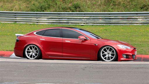 ▲Tesla Model S Plaid(圖/翻攝auto motor sport)