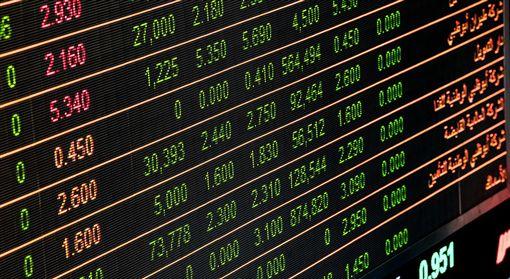 股市綠。(圖/翻攝自pixabay)