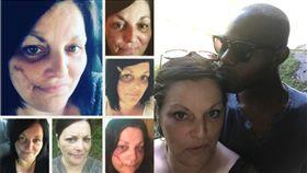 恐怖情人,毀容,交換伴侶,性遊戲,網路交友,美國 圖/翻攝臉書