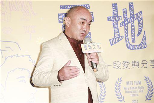 雪地之光 祖古仁欽仁波切 記者林士傑攝影