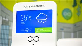▲Gogoro Network推出全新的GoStation 3.0電池交換站。(圖/Gogoro提供)