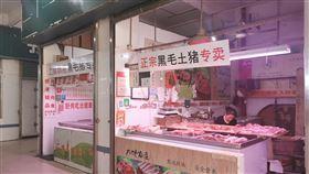 中國國慶,壓低豬價,儲備豬肉,進口,短期需求(圖/中央社)
