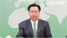 ▲外交部長吳釗燮(圖/資料照)