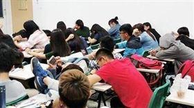 越南,QR Code,點名,新招,學生,崩潰(圖/資料照)