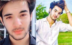 來自巴基斯坦的網紅丹尼爾汗(Daniyal Khan)的抖音網紅/車禍身亡。▲。(圖/翻攝自IG)