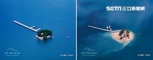 921,齊柏林,看見台灣,修復(看見齊柏林基金會提供)