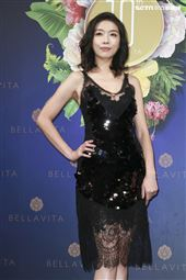 BELLAVITA歡慶10周年時尚之夜,王尹平。(圖/記者林士傑攝影)