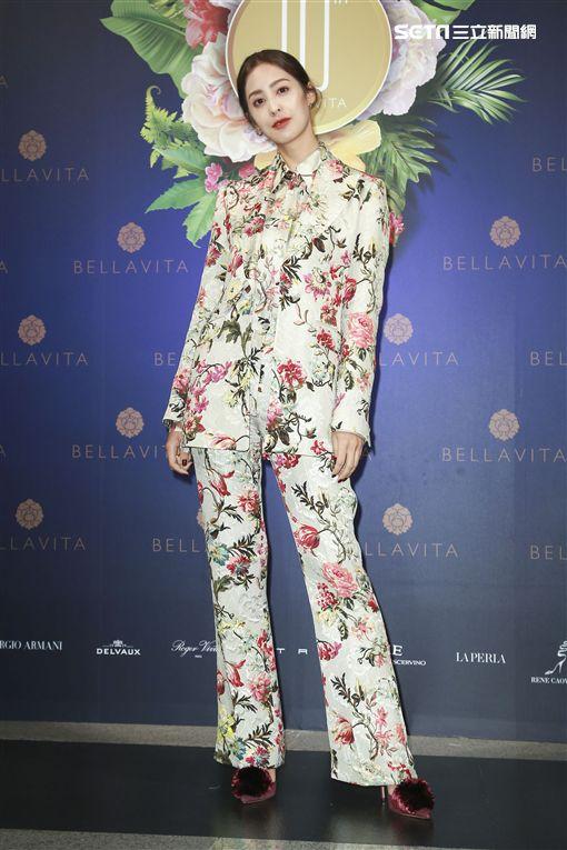 隋棠許光漢莫允雯王尹平出席Bellavita歡慶十週年時尚派對 記者林士傑攝影