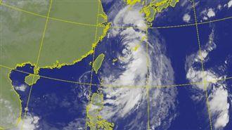塔巴奔北海道 吳德榮:明起天氣好轉