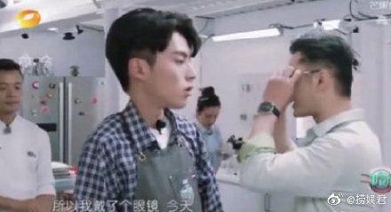 黃曉明(圖/翻攝自微博)