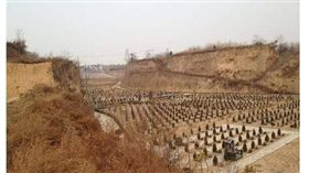 風水,墓地,邙山,洛陽,河南(圖/翻攝網路)