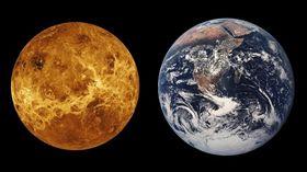 (圖/Pixabay)金星,地球