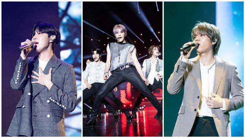 金在奐美聲開唱!NCT127撂中文