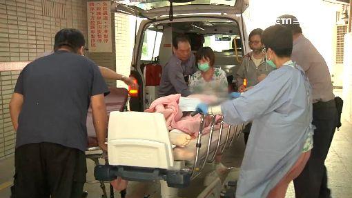 彰化車禍2軍人重傷 腿斷失血恐截肢