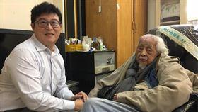 姚文智,史明,台獨教父,歐吉桑,台灣獨立,台獨 圖/翻攝自臉書