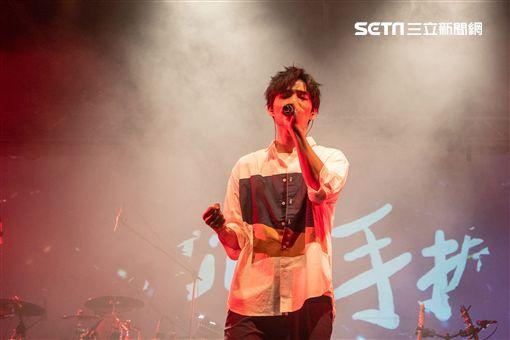 黃奕儒在台北Legacy舉辦「我怎能留下你」專場演出 新聞提供:相映國際