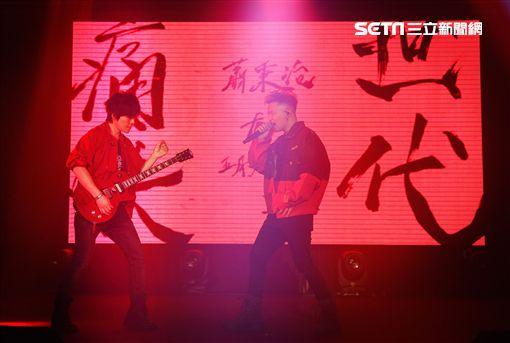 蕭秉治「凡人MORTAL」演唱會台中場相信音樂提光