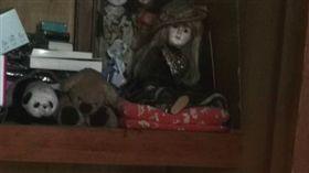 (圖/翻攝自推特@handai05_nkym)日本,過世,座敷童子,貓