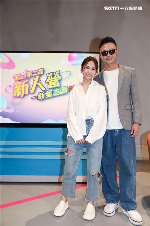 TVBS第二屆新人營-「新星志願」楊丞琳擔任講師TVBS提供