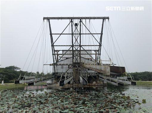 怡保「閑真別墅」「TT5鐵船」馬來西亞(記者林芷卉攝影)