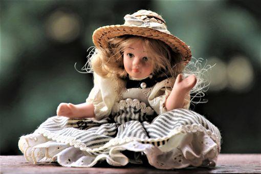 婆婆稱房間別放娃娃 網友勸:是真的(圖/pixabay)