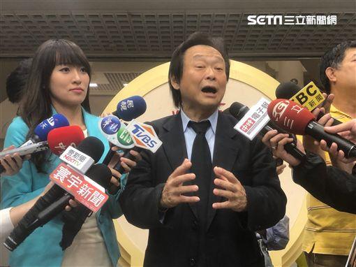 王世堅923受訪 記者李依璇攝影