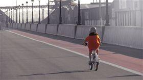 腳踏車,小女孩,女童,女生(圖/翻攝自PIXABAY)
