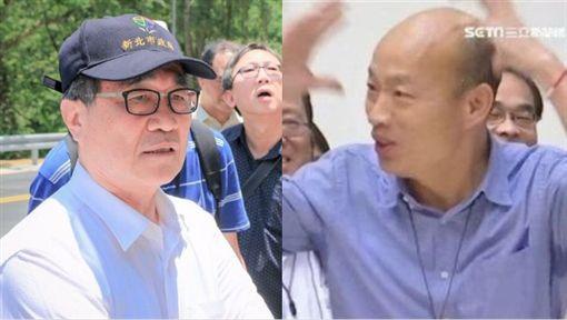 李四川、韓國瑜(組合圖/資料照)