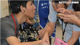 中華電信,淡江大學視障資源中心,博物館視障深度導覽整合解決方案,視障,國立海洋科技博物館 圖/中華電信