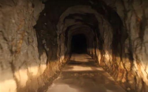 天長隧道,花蓮,工人,劉川裕,(圖/翻攝自YouTube)