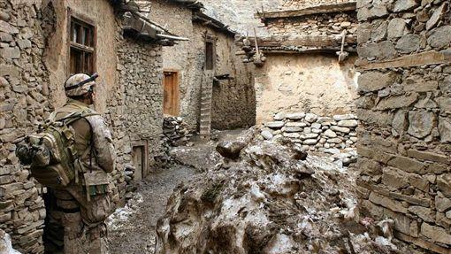 阿富汗,美軍,空襲,孩童死亡(圖/翻攝自Pixabay)