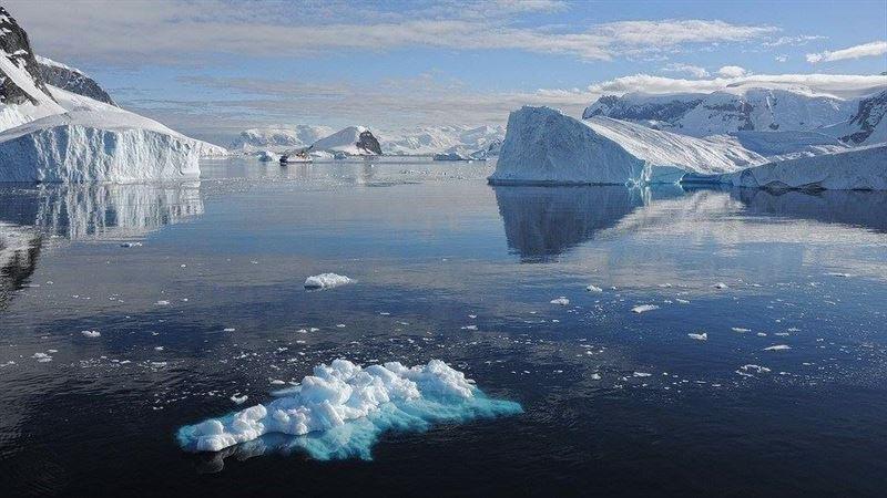 極端氣候!南極出現破紀錄高溫 首度突破攝氏20度