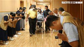 台中慈濟醫院,心蓮病房,大體老師 圖/台中慈院提供