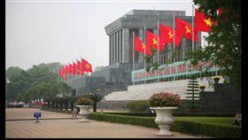 越南,阮姓,阮,陳守度,改姓(圖/胡志明紀念堂/翻攝維基百科)