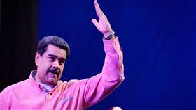 美國尋求拉下委內瑞拉總統馬杜洛,本月稍早指責委內瑞拉的敵意舉動,並訴諸「美洲國家間互助條約」。(圖/翻攝自twitter.com/maduro_en)