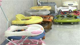 消基會:嬰幼兒學步車抽驗合格消基會24日公布與標檢局合作抽驗10台嬰幼兒學步車結果,車本體及所附玩具品質檢測都合格。但消基會指出,國外受傷事故多,也有醫師建議自行學習走路,籲慎用。(消基會提供)中央社記者楊淑閔傳真  108年9月24日